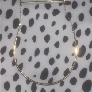 Gold necklace BRAND new w tags